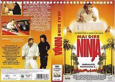 MAI DIRE NINJA (1997) vhs ex noleggio