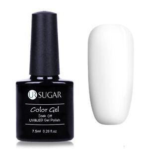 7.5ml Soak Off UV Gel Polish Magnetic HOLO Nail Gel Varnish UR SUGAR