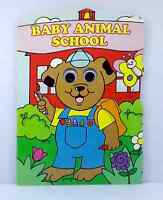 Baby Animal School googly eyes novelty board book children toddlers