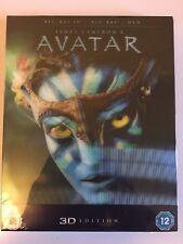 Avatar - 3D Edition Blu Ray & DVD