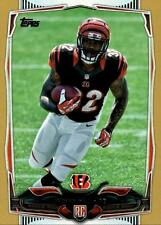 2014 Topps Gold #371 Jeremy Hill Bengals