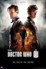 Dr. Who Day of the Doctor  24x36 TV Poster BBC 5590 RP 10029