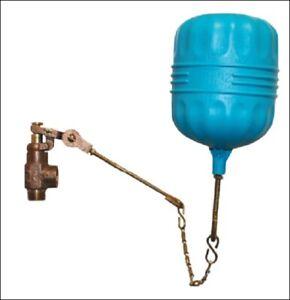 """Mansfield Prier  370-34  liquid float control valve  3/4"""" NPT"""