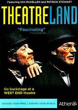 Theatreland Featuring Ian McKellen & Patrick Stewart - New/Sealed DVD
