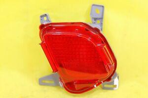 🏭 17 18 19 Toyota Highlander Right R Passenger Bumper Reflector Light OEM *NICE