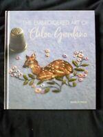 The Embroidered Art of Chloe Giordano by Chloe Giordano