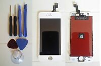 UK Replacement LCD Display & Digitizer Touch Screen for Apple iPhone 5S White