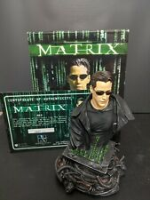 MATRIX NEO BUST Gentle Giant Limited Collector Number 6599/8000