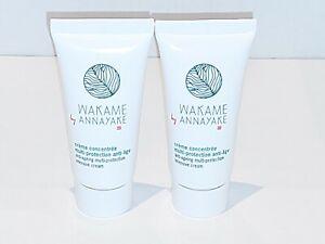 Annayake Wakame Anti Ageing Multi Protection Intensive Cream 30 ml ( 2 x 15 ml )