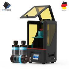 "ANYCUBIC SLA Photon Resin 3D-Drucker UV Licht-Cure 2,8 ""TFT mit Extra 500ml Harz"