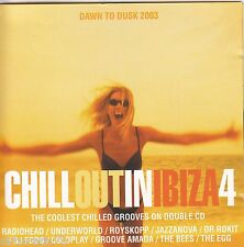 CHILL OUT IN IBIZA Vol. 4 Dawn To Dusk 2003 CD