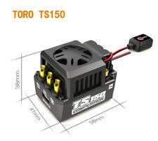 SKYRC TORO TS150A Brushless Sensored ESC Black 1:8 RC Cars Truck SK-300045-01