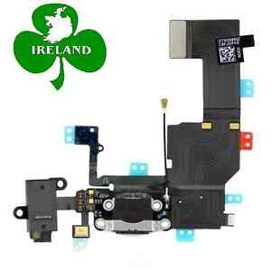 For Apple iPhone 5C Charging Port Cable Dock Audio Headphon Jack Mic Flex New