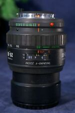 EUC PENTAX  28-80mm F3.5-4.5 TAKUMAR-F Macro Zoom Lens