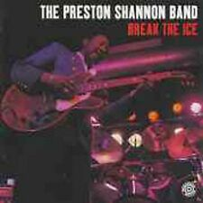 New: Shannon, Preston Band: Break the Ice  Audio Cassette