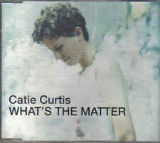 Catie Curtis-Whats the matter Baby cd maxi single