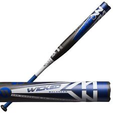 "2019 Worth Wicked USSSA Don DeDonatis III 34""/27oz Slowpitch Softball Bat WKDDBU"