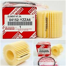 GENUINE TOYOTA PRIUS PLUS + OIL FILTER OEM 04152-3701 04152-YZZA6 1ST CLASS POST