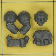 Warhammer 40K Astra Militarum Cadian Command Squad Medic Parts