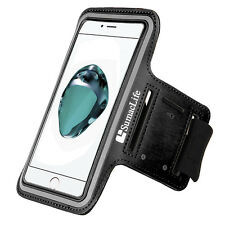 Sports Gym Jogging Cel Phone Armband Case Holder For Galaxy S10+ S10 J7 Star