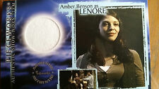 SUPERNATURAL PIECEWORK CONNECTIONS CARD PW12 LENORE AMBER BENSON