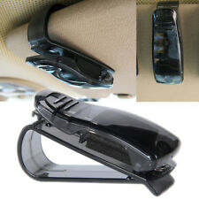 Car Auto Sun Visor Clip Holder Storage Mount for Sun glasses black Universal l