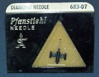 TURNTABLE NEEDLE FOR AUDIO TECHNICA AT21 AT21X  AT66 635-D7