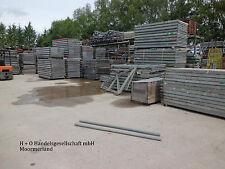 Stahlrohr Gerüstrohr Zaunpfahl Zaunpfosten Zaunteil Rohr Gerüst verzinkt