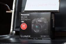 Panasonic LUMIX FZ300 12.8 MP Digital SLR Camera - Black (Kit with 25-600mm...