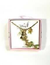 Disney Parks Kingdoms + Castles Jewelry The Little Mermaid Necklace New