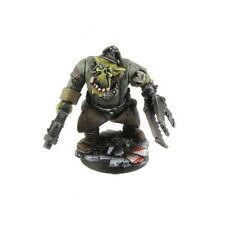 Ork War2 Ork Boss Greatcoat Orc Squad Leader Kromlech KRM051