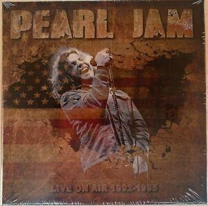 Pearl Jam Live on Air 1992-1995 10 CD Box Set inc Chicago, Melbourne, Las Vegas