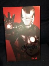 Hot Toys The Avengers Iron Man Mark VII MINT & Sealed