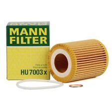 MANN HU7003x Ölfilter Motorölfilter BMW 1er F20 F21 114-120i 3er F30 F31 316i