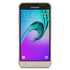 Seller Refurbished Samsung Galaxy J3 (2016) Smartphone works with Boost Mobile