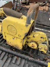 Vintage Mcculloch 35A Chainsaw Power Head Locked Up For Parts