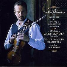 Die Vier Jahreszeiten/Drei Konzerte von Giuliano Carmignola (2000)