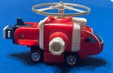 VINTAGE RED ADVANCED RECON HELICOPTER FOR VOLTRON 1 AIR WARRIOR - DAIRUGGER!