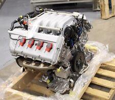 New Audi S4 Complete Engine Block Head 4.2 40v V8 BHF BBK Motor Auto or Manual