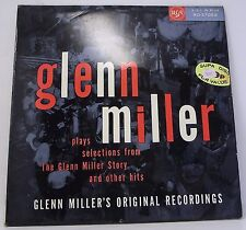 "Selections From The GLENN MILLER STORY & OTHER HITS Album Vinyl LP 12"" 33rpm VG"
