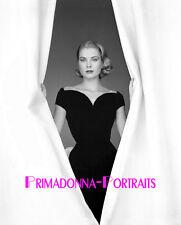 "GRACE KELLY 8X10 Lab Photo B&W 1950s ""HOWARD CONAN"" Elegance Portrait"