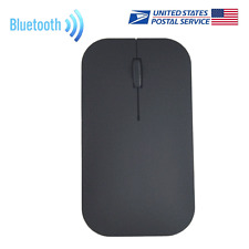 Rechargeable Bluetooth 3.0 Wireless Mouse 800/1200/1600 DPI Noiseless MAC/Laptop