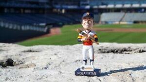 Nolan Ryan Houston Astros Bobblehead Hole in Bat SGA Round Rock Express bobble