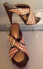 Women's 8 Baby Phat Sandals
