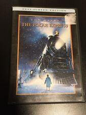 New listing The Polar Express (Dvd, 2005, Full Frame)