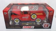 M2 Machines 1/24 Comp Cams 1958 Chevrolet Apache Stepside Gold Chase 1/500 Metal