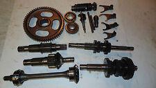 2002 suzuki ltf300 300 King Quad 4x4 inner transmission forks shafts & gears