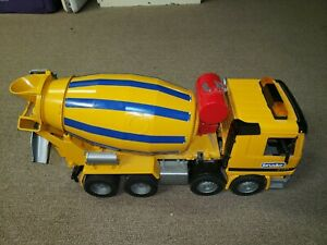 1/16 Scania Cement Mixer Truck by Bruder 03554 made in Germany
