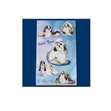 Roller Ink Pen Dog Breed Ruth Maystead Fine Line - Shih Tzu