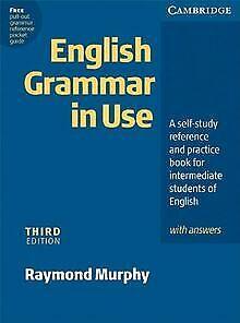 English Grammar in Use. Intermediate to Upper Intermedia...   Buch   Zustand gut